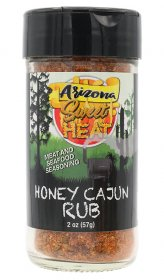 Honey Cajun Rub