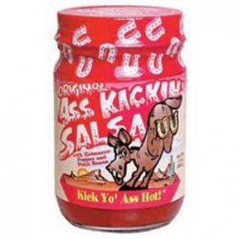 Ass Kickin' Original Salsa, 13oz