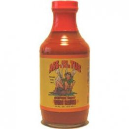 Ass in the Tub Wing Sauce, 16oz