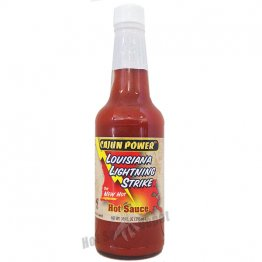 Lightning Strike Hot Sauce, 10oz