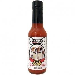 BFP Cayenne Hot Sauce- Freedom & Bigsby, 5oz
