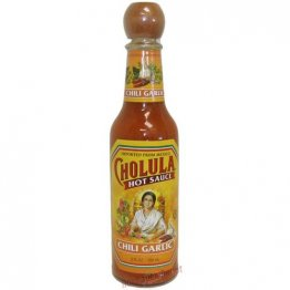 Cholula Chili Garlic Hot Sauce, 5oz