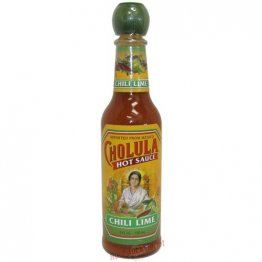 Cholula Chili Lime Hot Sauce, 5oz
