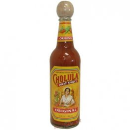 Cholula Hot Sauce, 12oz