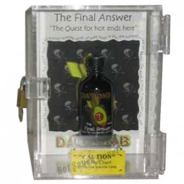 Da Bomb Final Answer Display Box w/Sauce, 2oz