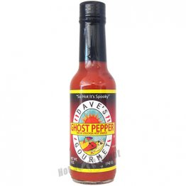 Dave's Ghost Pepper Hot Sauce- 5oz