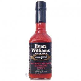 Evan Williams Bourbon BBQ Sauce, 13.5oz
