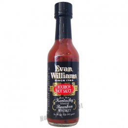 Evan Williams Hot Sauce, 5oz