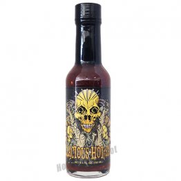 High River Sauces Hellacious, 5oz