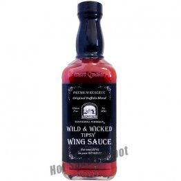 Lynchburg Tennessee Whiskey Wild & Wicked Tipsy Wing Sauce, 15oz