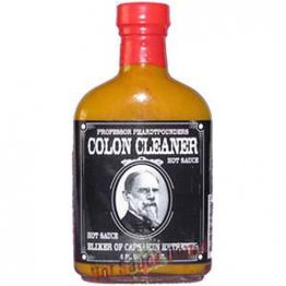 Colon Cleaner Hot Sauce, 5oz