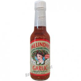 Melinda's Habanero Garlic Hot Sauce, 5oz