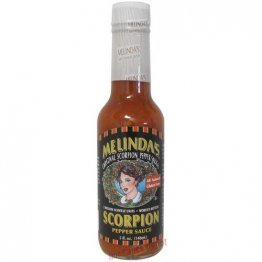 Melinda's Trinidad Scorpion Hot Sauce, 5oz