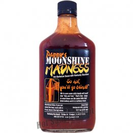 Pappy's Moonshine Madness BBQ Sauce, 12.7oz