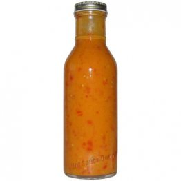 Case of Private Label Extra Hot Wing Sauce, 12 x 12oz