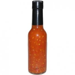 Case of Private Label XXX Habanero with Garlic Crushed Pepper Sauce, 12 x 5oz