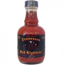 Red Lightnin' Hot Sauce, 8.5oz