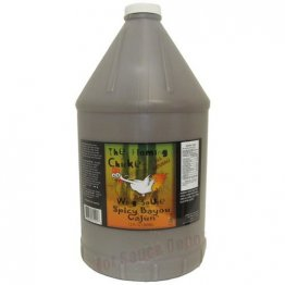 The Flaming Chicken Spicy Bayou™ Cajun Wing Sauce, 1 Gallon