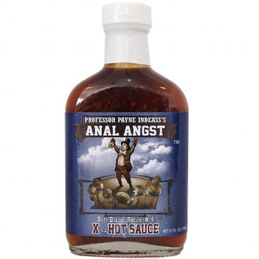 Anal Angst Hot Sauce, 5.7oz