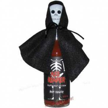 Ass Reaper Hot Sauce, 5oz