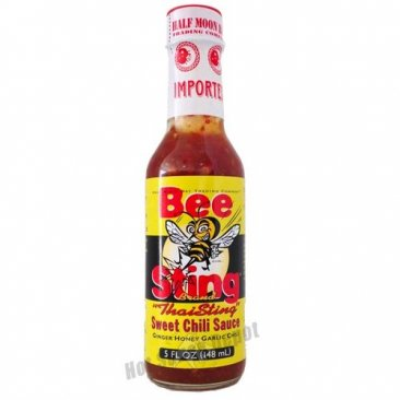 BeeSting ThaiSting Sweet Chili Sauce, 5oz