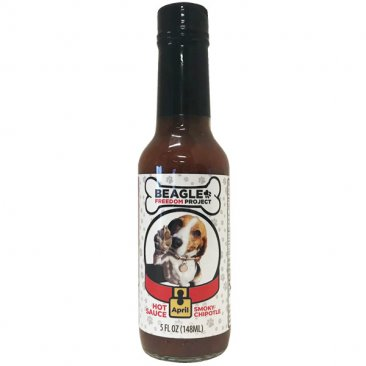 BFP Chipotle Hot Sauce- April, 5oz