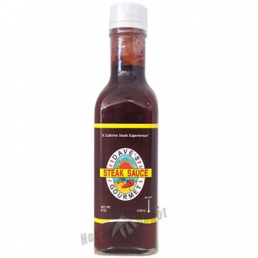 Dave's Original Steak Sauce, 8oz