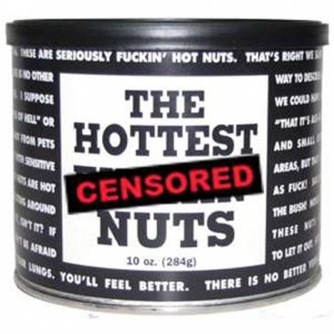 The Hottest F*@king Nuts, 10oz