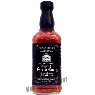 Lynchburg Tennessee Whiskey Octoberfest Spiced Curry Ketchup, 15oz