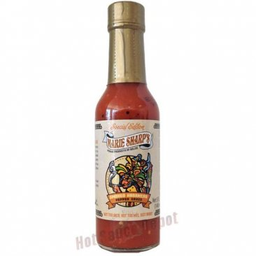 Marie Sharp's Smoked Habanero Sauce, 5oz