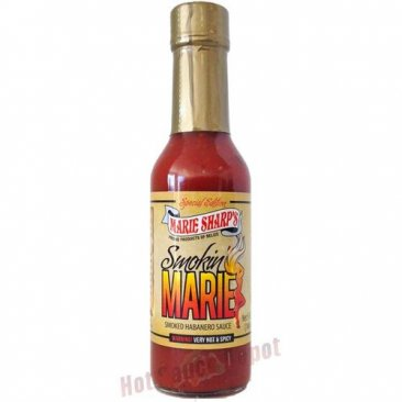 Marie Sharp's Smokin Marie, 5oz