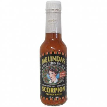 Melinda S Trinidad Scorpion Hot Sauce 5oz