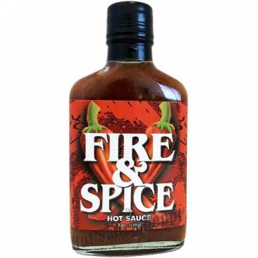 Original Juan Fire & Spice, 7oz