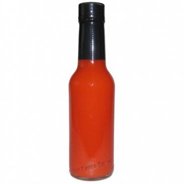 Case of Private Label Hot Sauce- Cayenne, 12 x 5oz