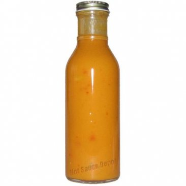 Case of Private Label Habanero Mango Wing Sauce, 12 x 12oz