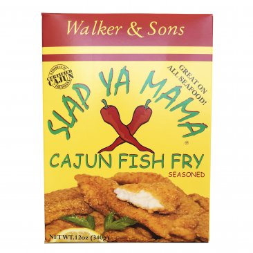 Slap Ya Mama Fish Fry, 12oz